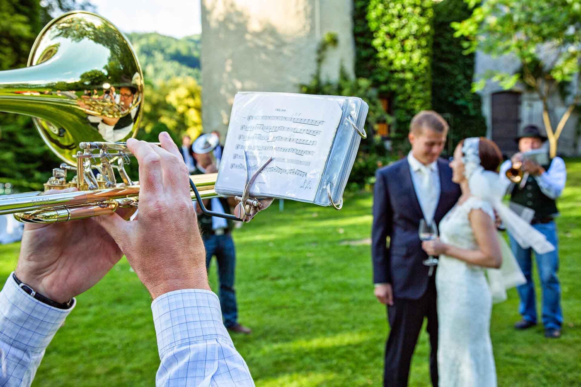 Hochzeitsmusik©golden elephant